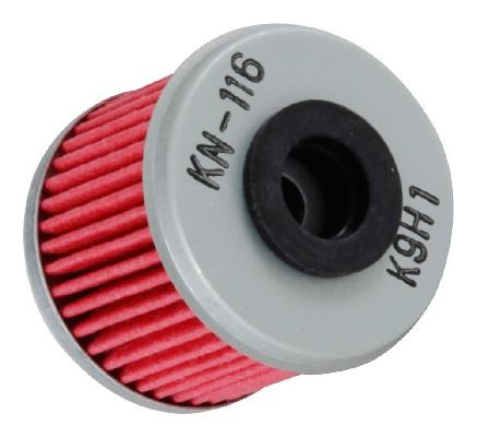 Öljynsuodatin K&N Filters KN-116
