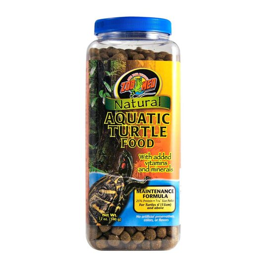 Zoo Med Natural Aquatic Turtle Food 340 g