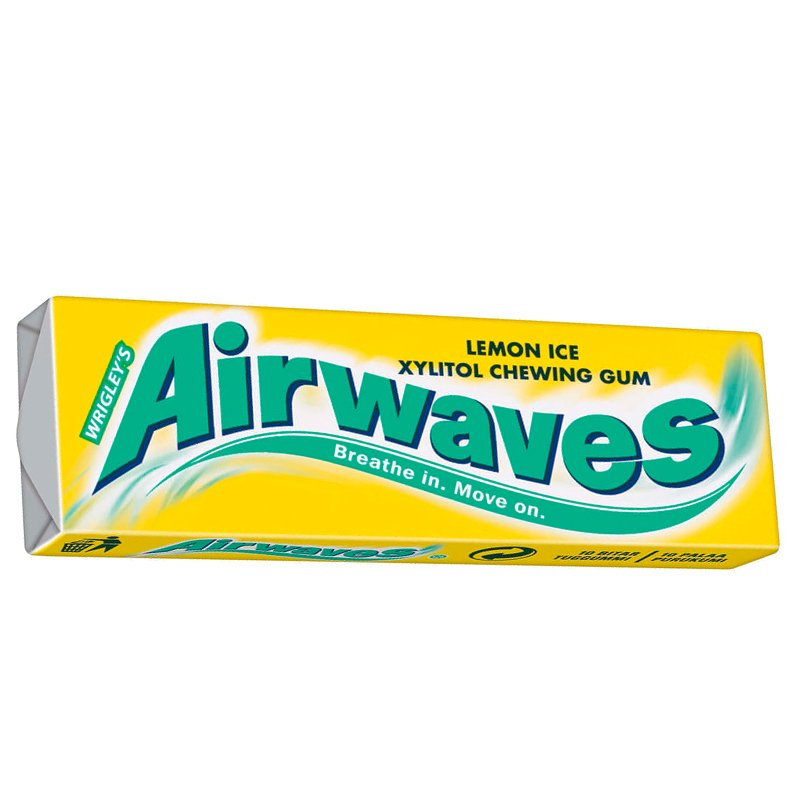 Airwaves Citron - 20% rabatt
