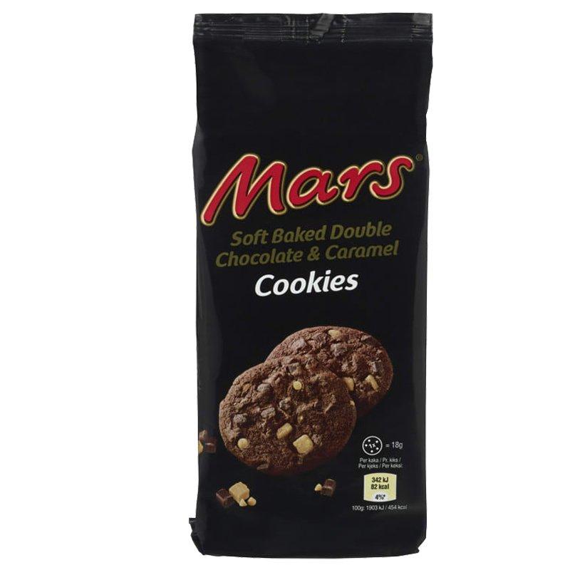 Mars Suklaakeksit - 63% alennus