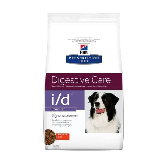 Hill's Prescription Diet Canine i/d Digestive Care Low Fat Chicken (1,5 kg)