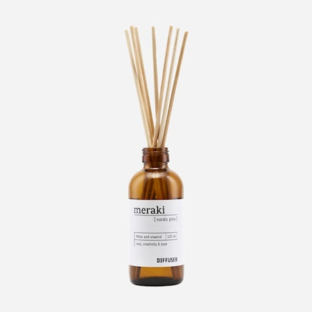 Doftpinnar Nordic pine 120 ml