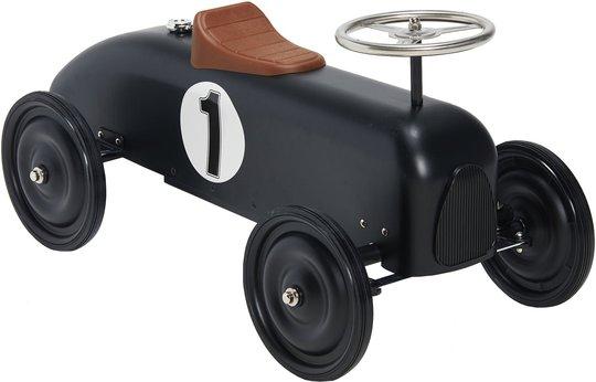 Mini Speeders Gåbil Lil Racer, Svart