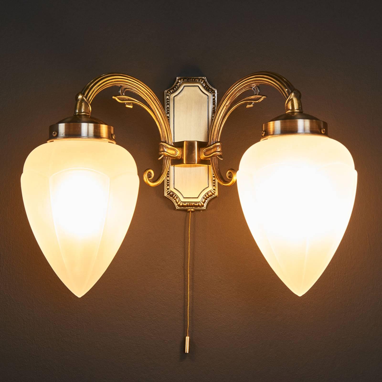 Impery-seinävalaisin, kaksilamppuinen