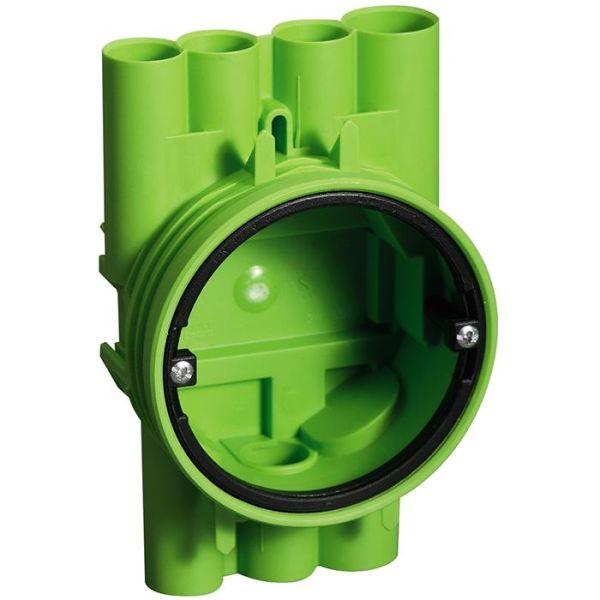 Schneider Electric Multifix BP-201 Kytkentärasia Yksin-/kaksinkertaiselle kipsilevylle