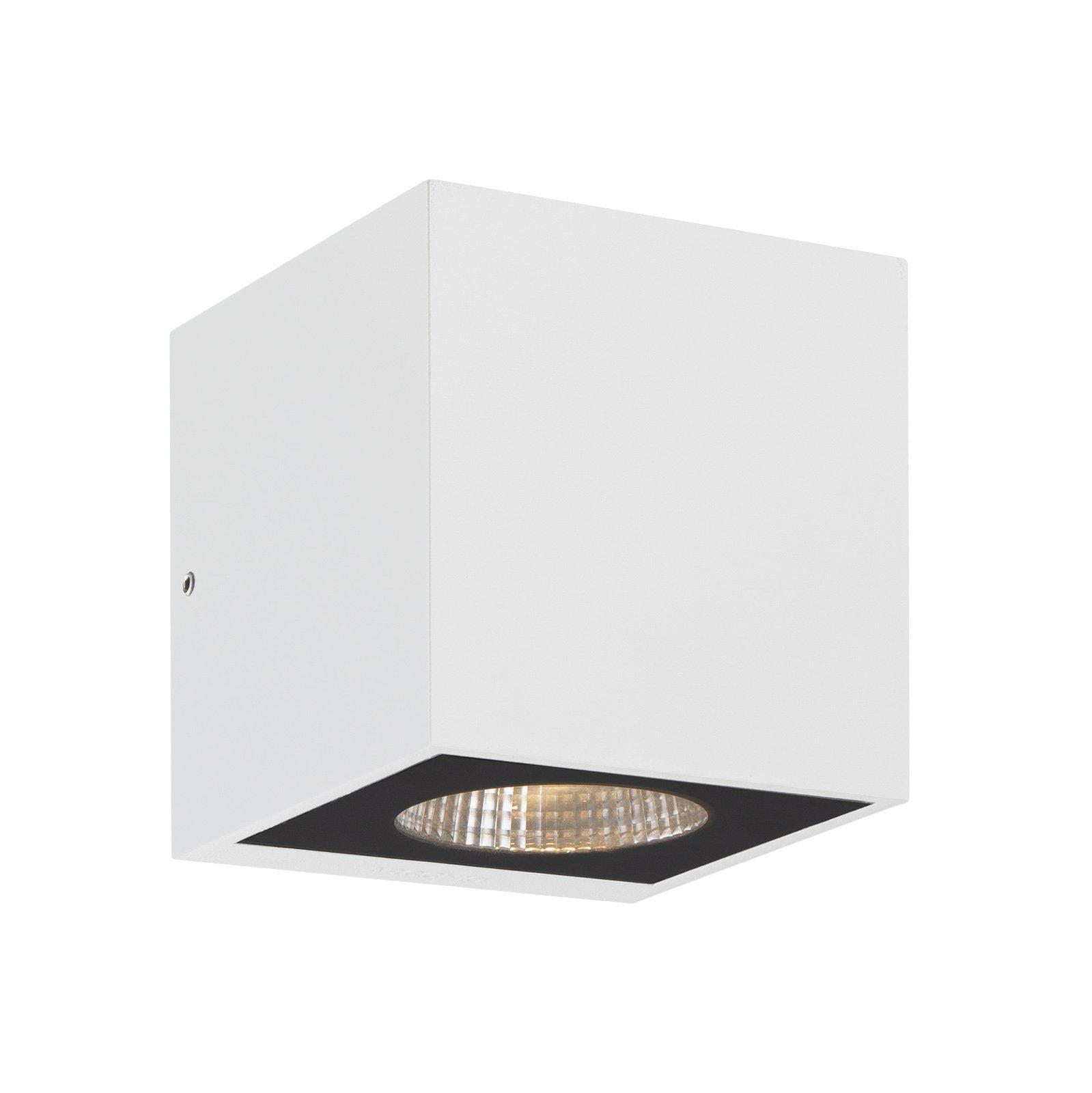 Arcchio Tassnim LED-vegglampe hvit 2 lyskilder