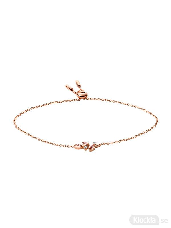 FOSSIL Armband Vintage Glitz – Rosé JF03698791 - Damsmycke