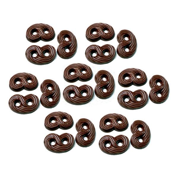 Chokladkringlor Storpack - 2 kg