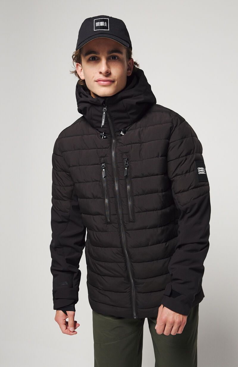 O'Neill Men's Igneous Ski Jacket Black 8719403521136 - S Black