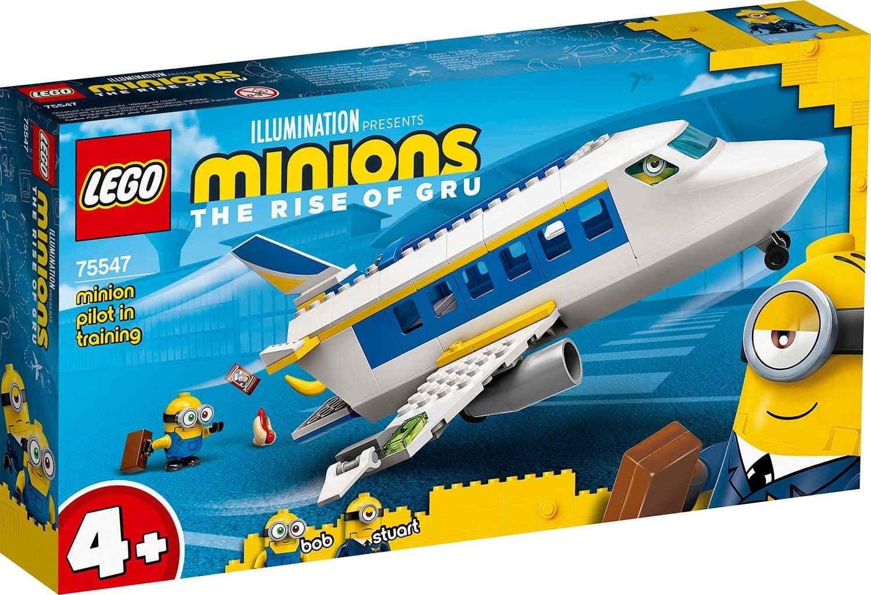 LEGO Minions 75547 Minion I Pilotutbildning