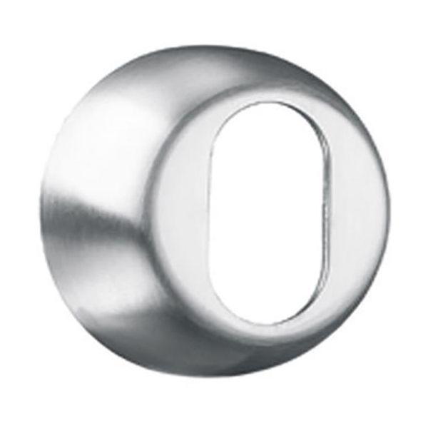 ASSA 810853100031 Sylinderring rustfri, oval 13 mm
