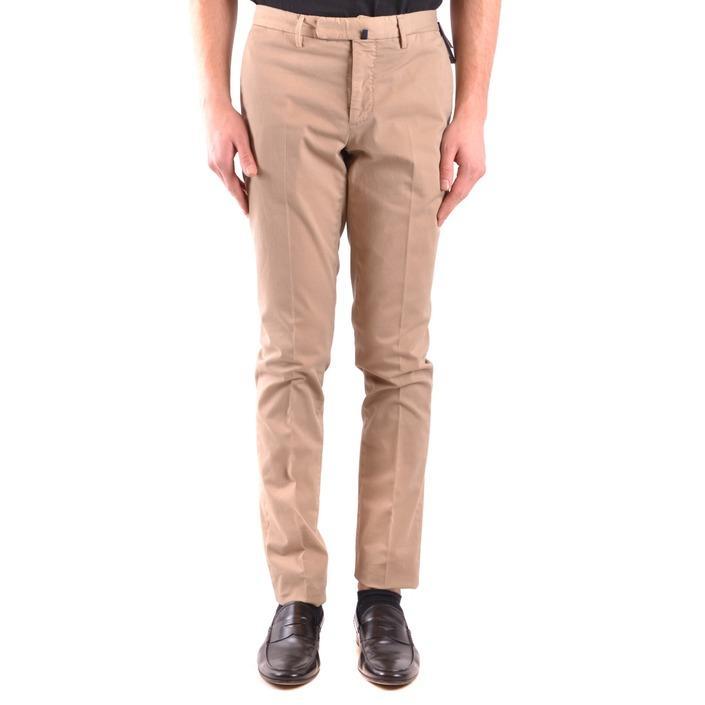 Incotex Men's Trouser Beige 164838 - beige 46
