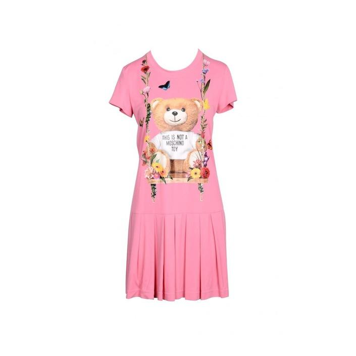 Moschino Couture - Moschino Couture Women Dress - pink 36
