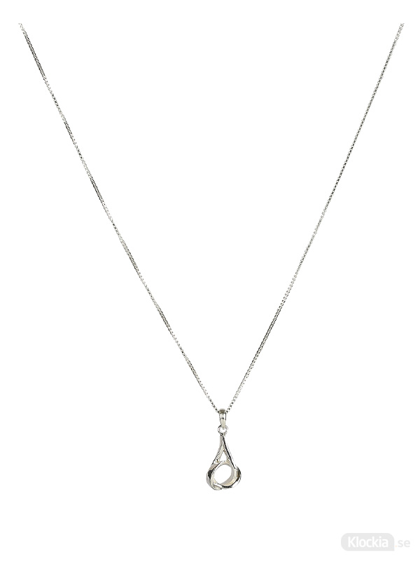 Syster P Halsband Tied - Silver NS1303