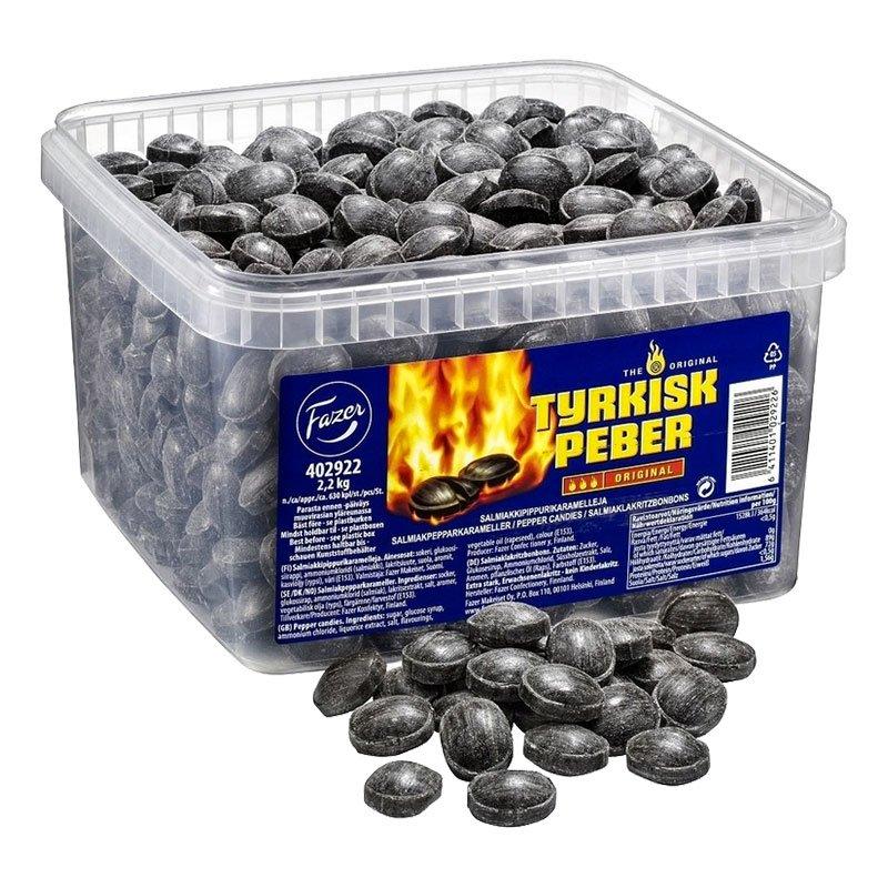 Tyrkisk Peber Original Storpack - 2,2 kg