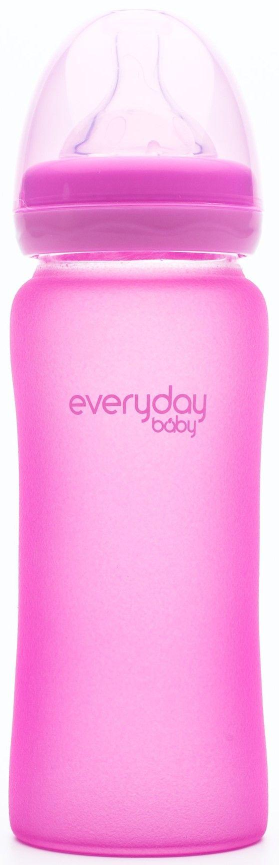 Everyday Baby Nappflaska Värmin 300ml,Cerise Pink