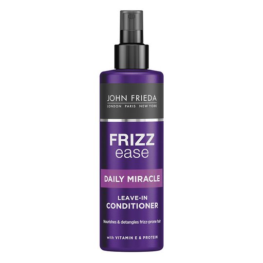 John Frieda Frizz-Ease Daily Miracle Leave-In Conditioner, 200 ml John Frieda Hoitoaine