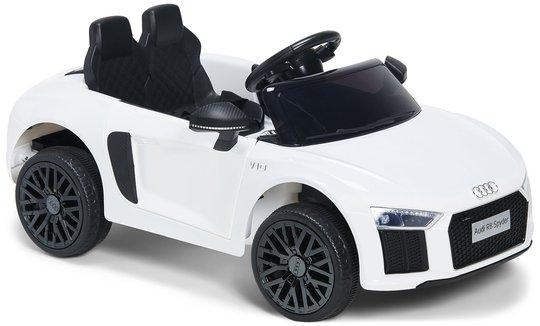 Audi R8 Elbil, Hvit