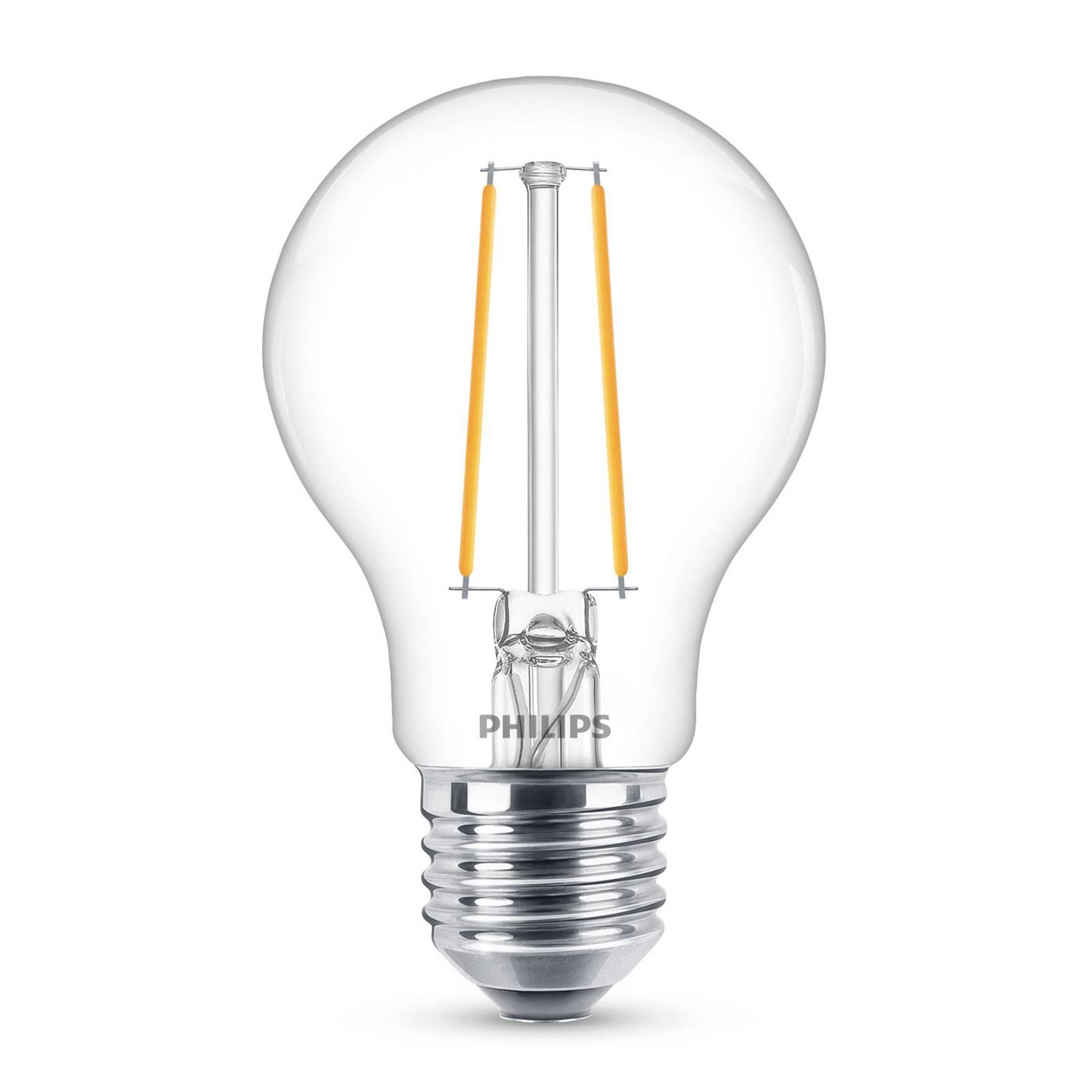 Philips Classic LED-lamppu E27 A60 2,2W 2 700 K