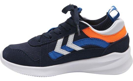 Hummel Bounce Jr Sneaker, Blue Nights, 30