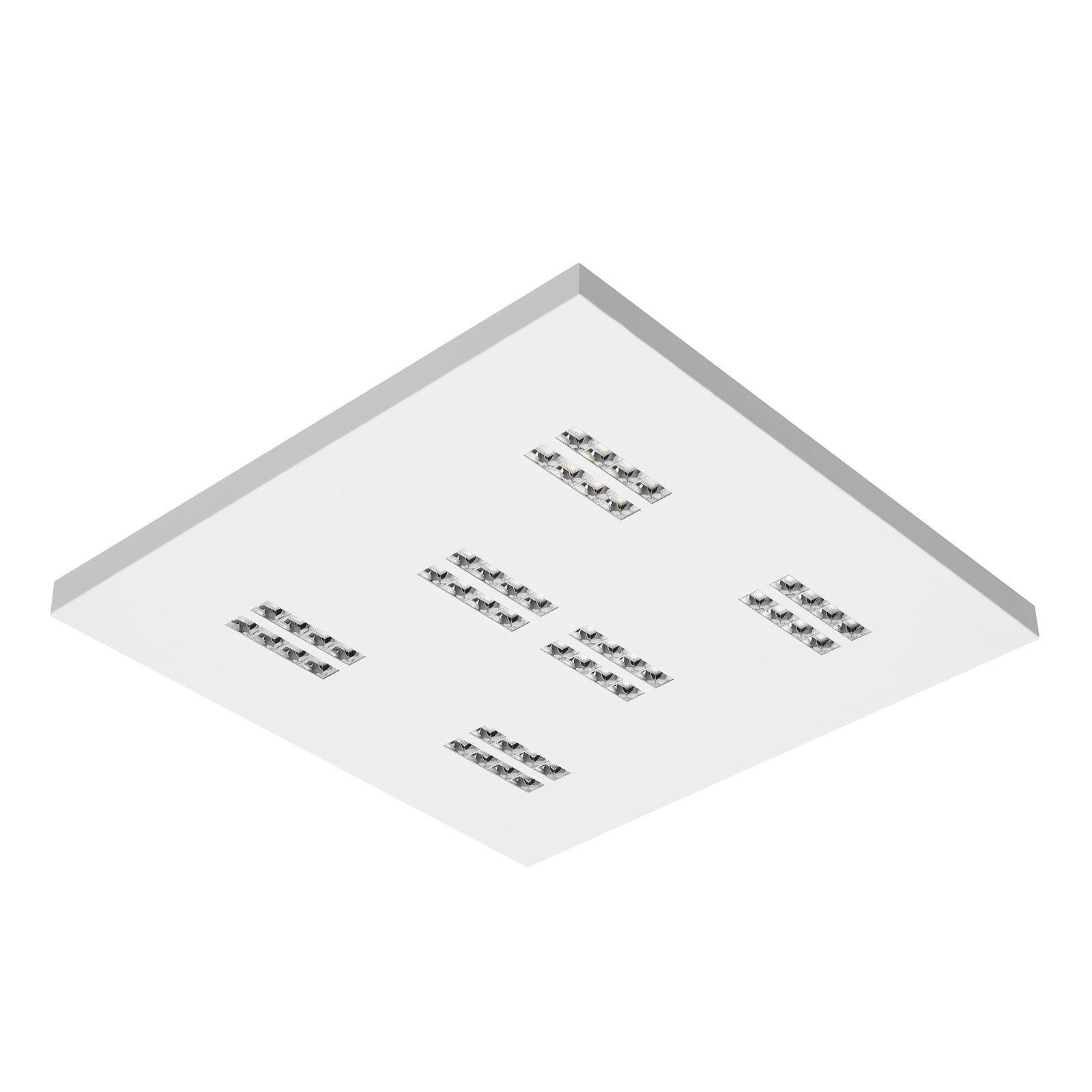 Taklampe Declan II Surfaced Fix 4 000 K 60x60