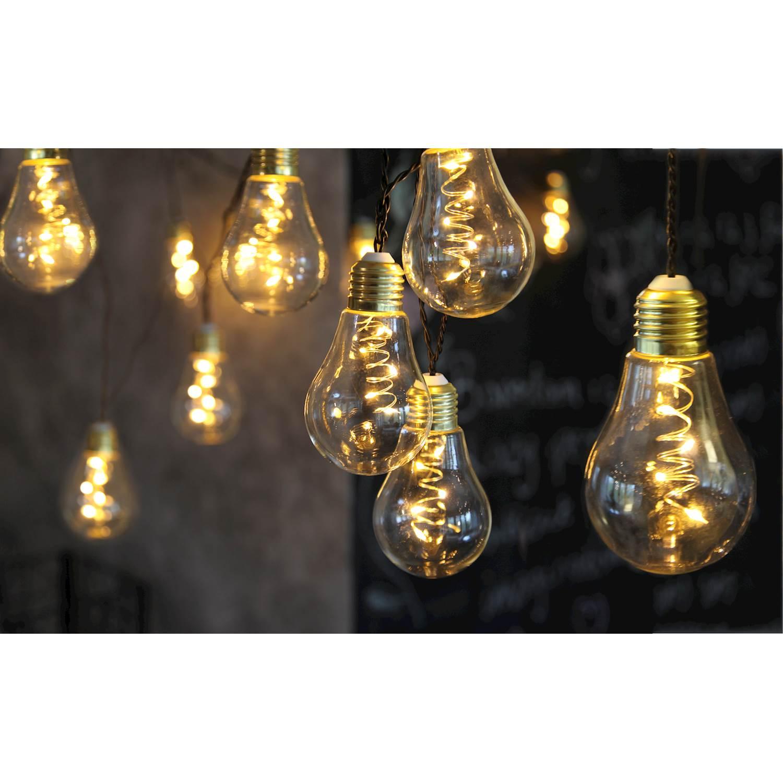 Star Trading Ljuskedja Glödljus LED x10