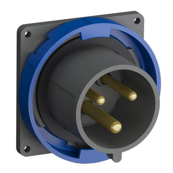 ABB 2CMA101275R1000 Kojevastake IP67 Sininen, 32 A, 3-napainen
