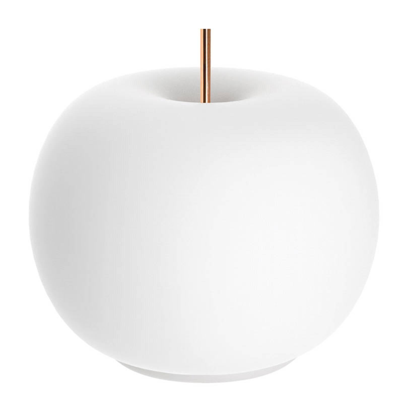Kundalini Kushi -LED-pöytälamppu, kupari