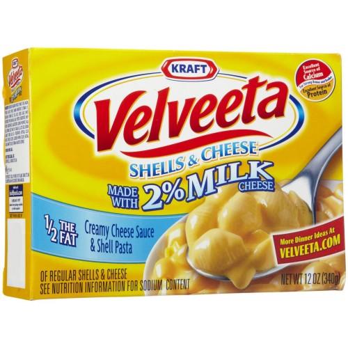 Kraft Velveeta Shells and Cheese LIGHT 340g