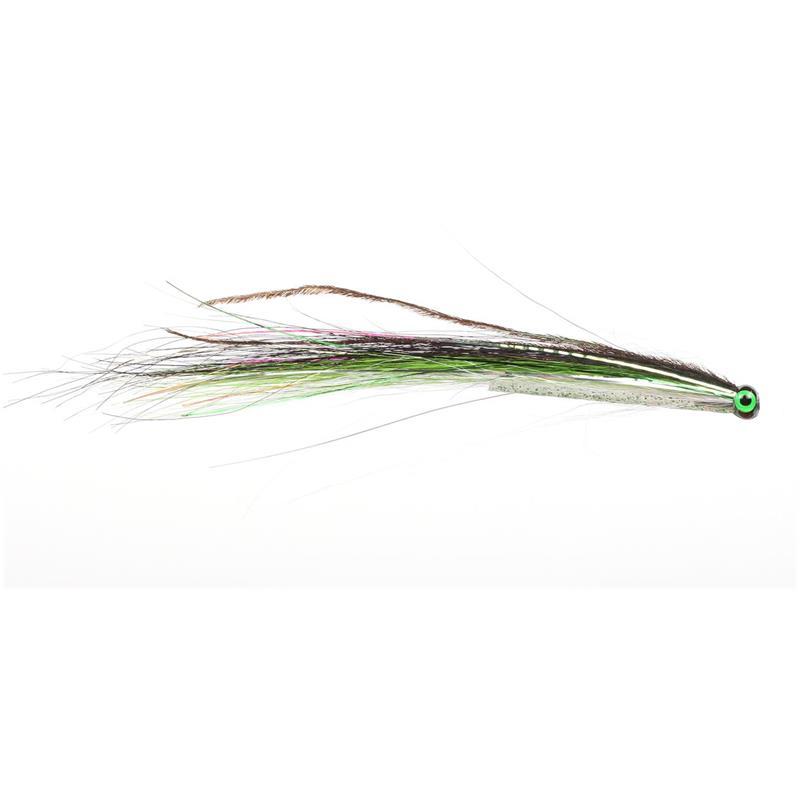 HKA Sunray Black/Green Kjøp 12 fluer få gratis flueboks