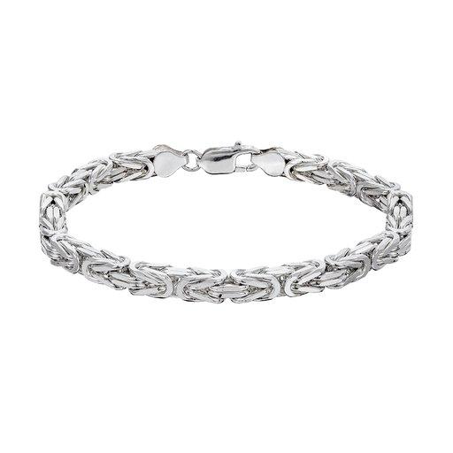 Armband i äkta silver 22,5 cm
