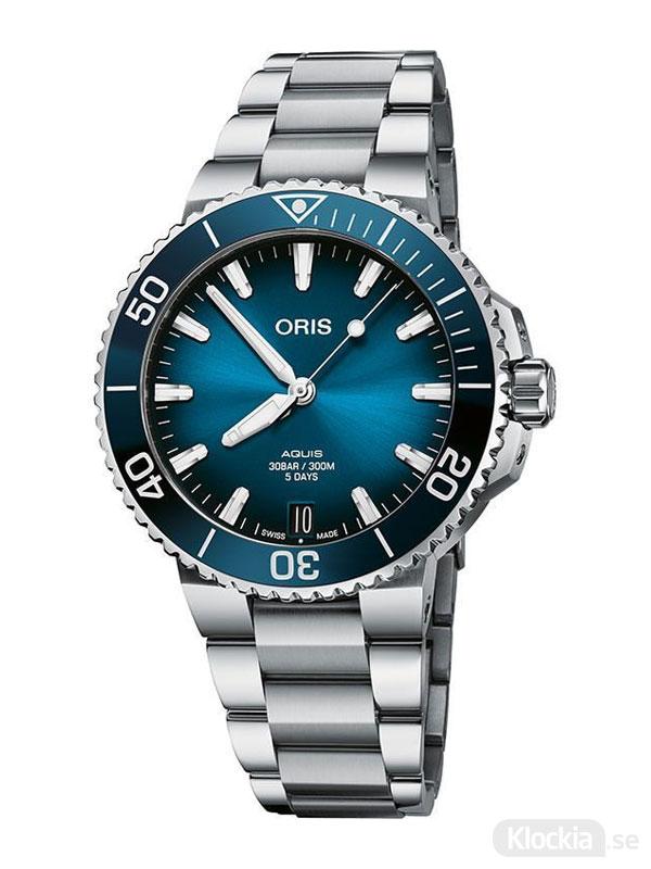 ORIS Aquis Date Caliber 400 41.5mm 400-7769-4135-07-8-22-09PEB