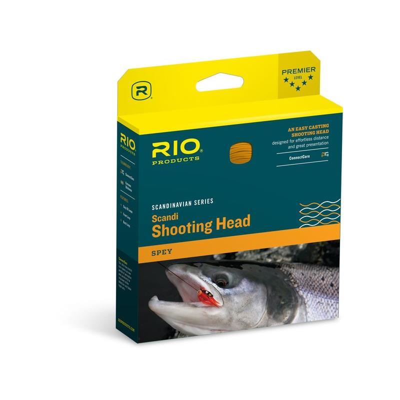 Rio Scandi VersiTip Body #7 350gr/23g Flyt/Intermediate