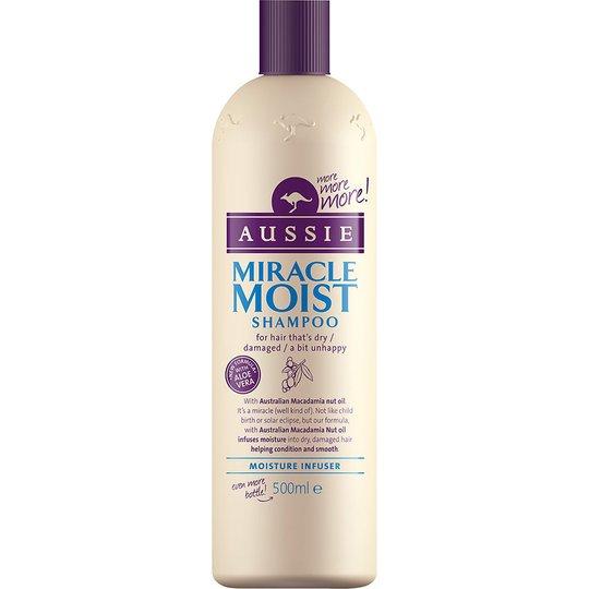 Miracle Moist Shampoo, 500 ml Aussie Shampoo