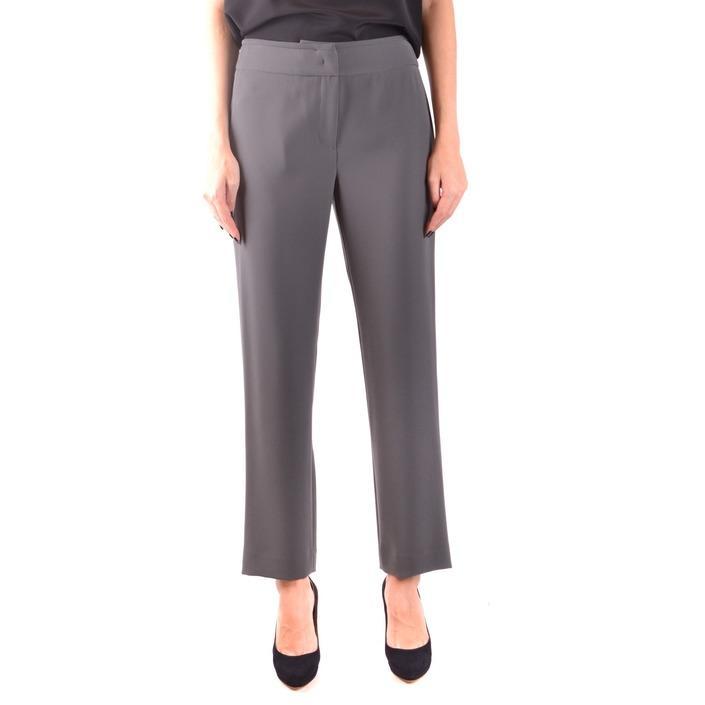 Armani Collezioni Women's Trouser Grey 164119 - grey 38