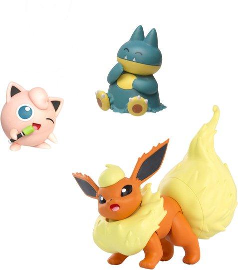 Pokémon Battle Figursett 4