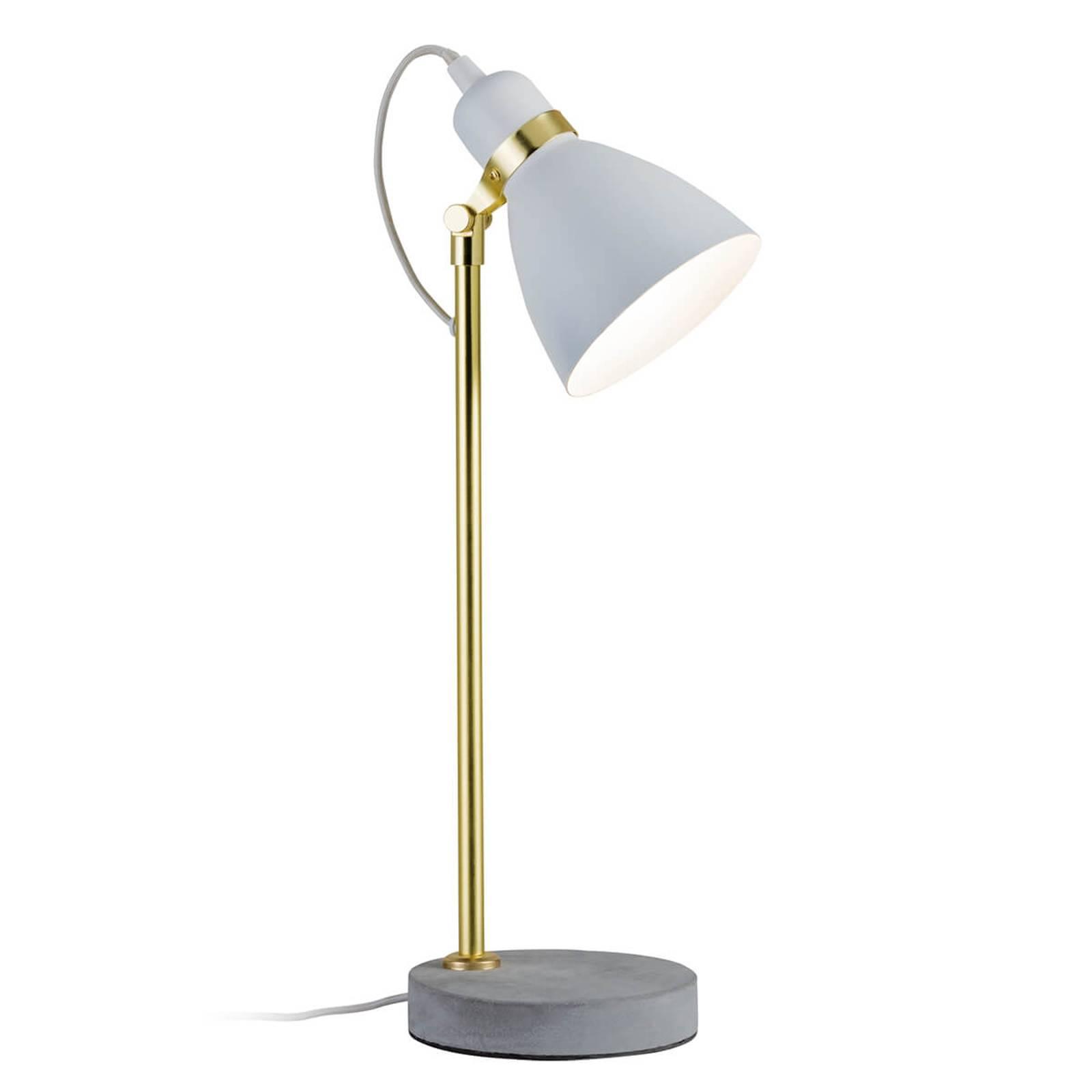 Trendikäs Orm-pöytälamppu