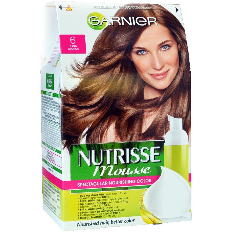 Garnier Nutrisse Mousse 6 - 66% rabatt