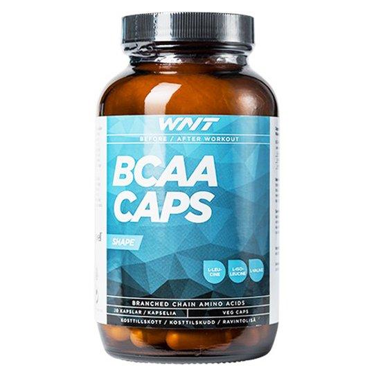 """Kosttillskott """"BCAA Caps"""" 60-pack - 75% rabatt"""
