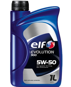 Moottoriöljy ELF EVO 900 5W50 1L