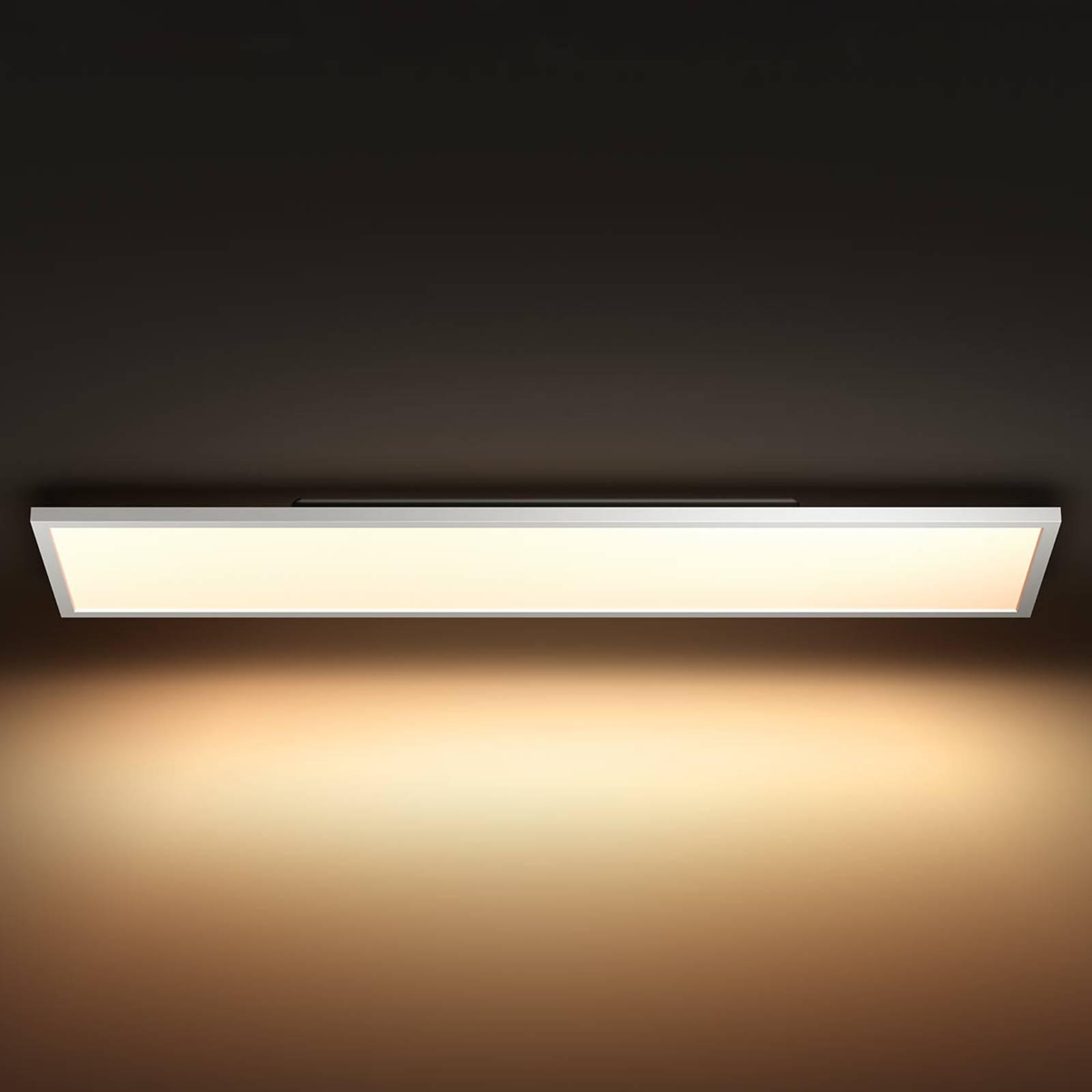 Philips Hue Aurelle LED-paneeli kulmikas 120x30 cm