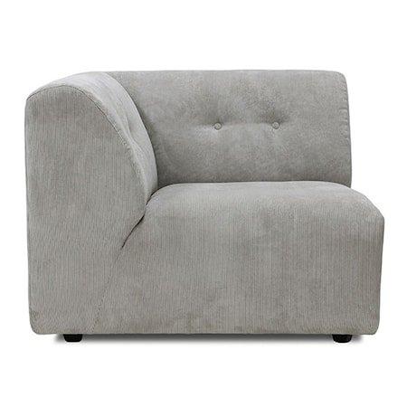 Vint Sofa Element Modul A Cream
