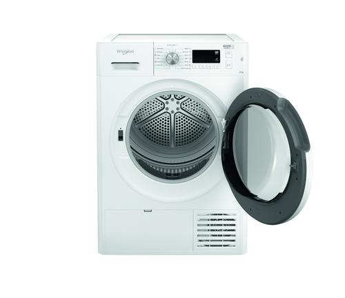 Whirlpool Fftcm118xbee Kondenstumlare - Vit