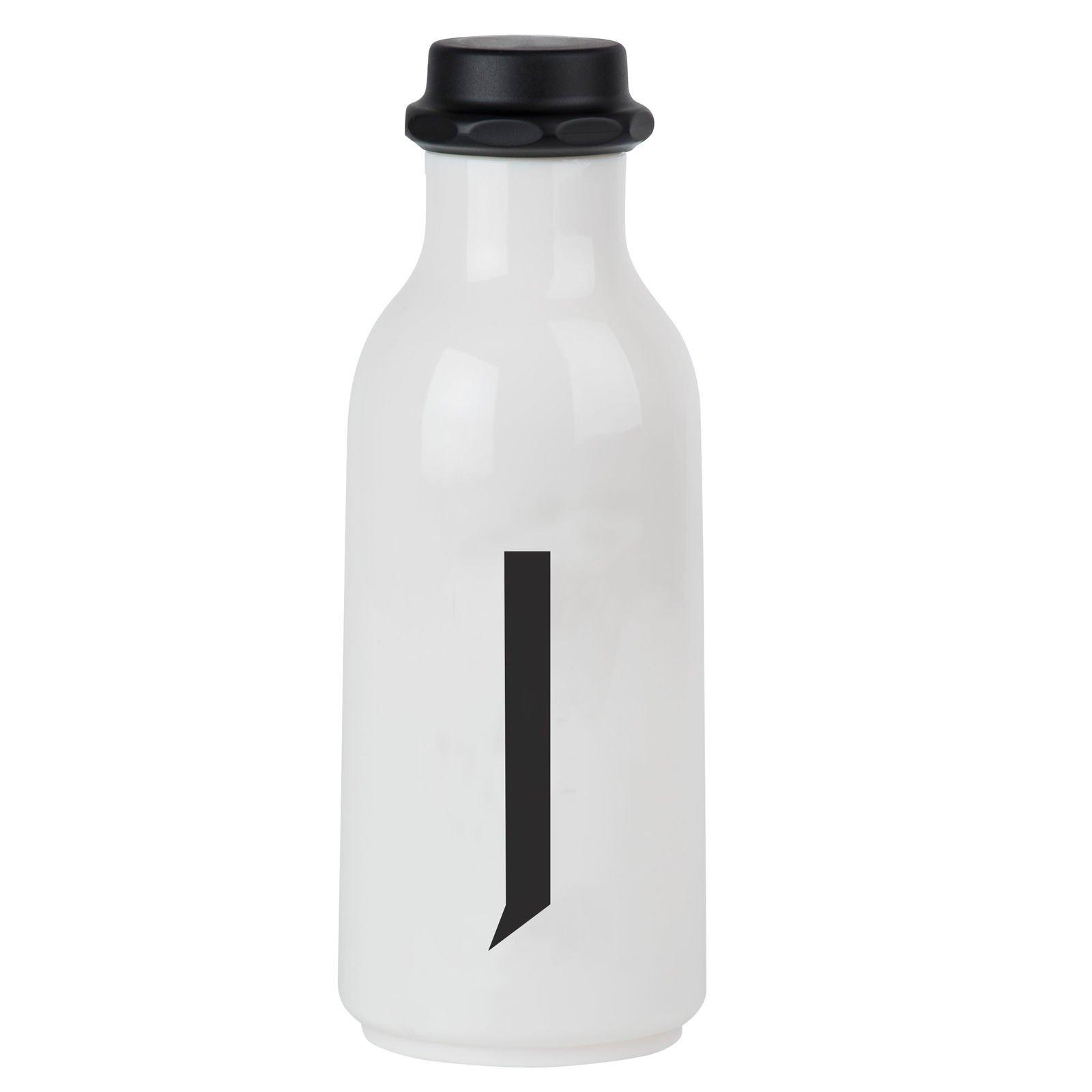 Design Letters - Personal Drinking Bottle - J