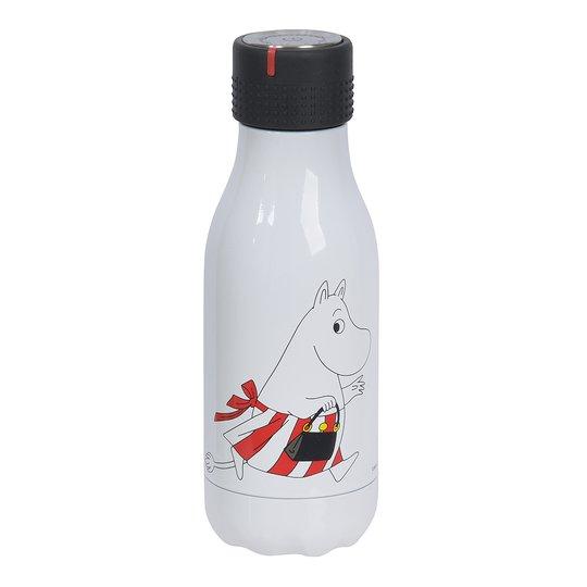 Les Artistes - Bottle Up Termosflaska 28 cl Muminmamma Vit