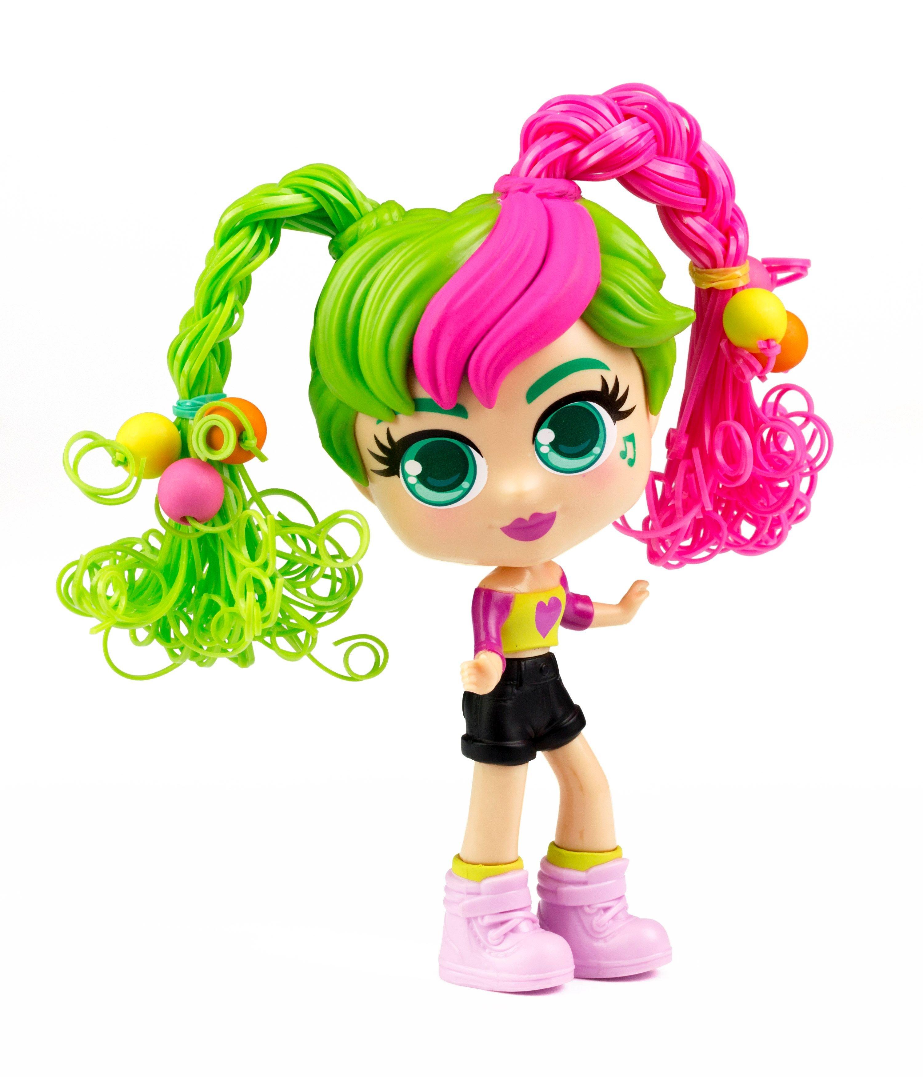 Silverlit - Curli girls Single Doll - Kelli