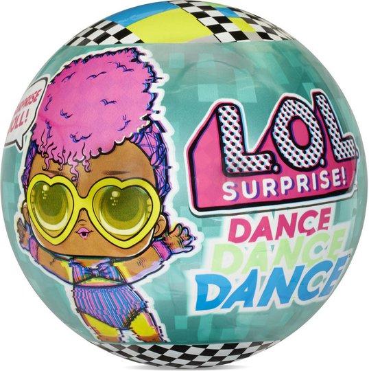 L.O.L. Surprise Dance Tots Doll Asst in PDQ