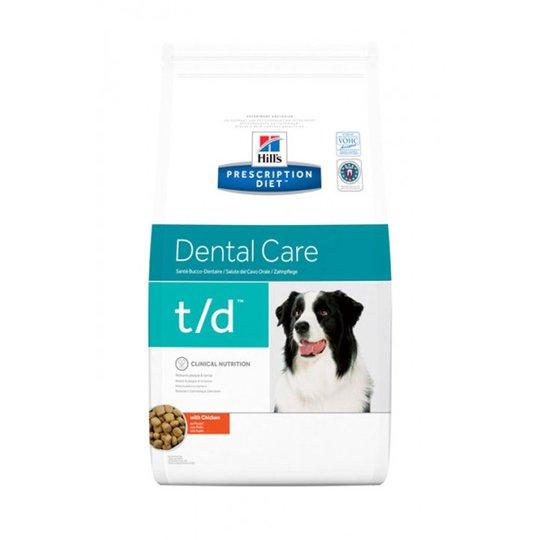 Hill's Prescription Diet Canine t/d Dental Care Chicken (3 kg)