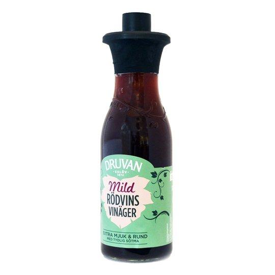 Mild Rödvinsvinäger - 96% rabatt