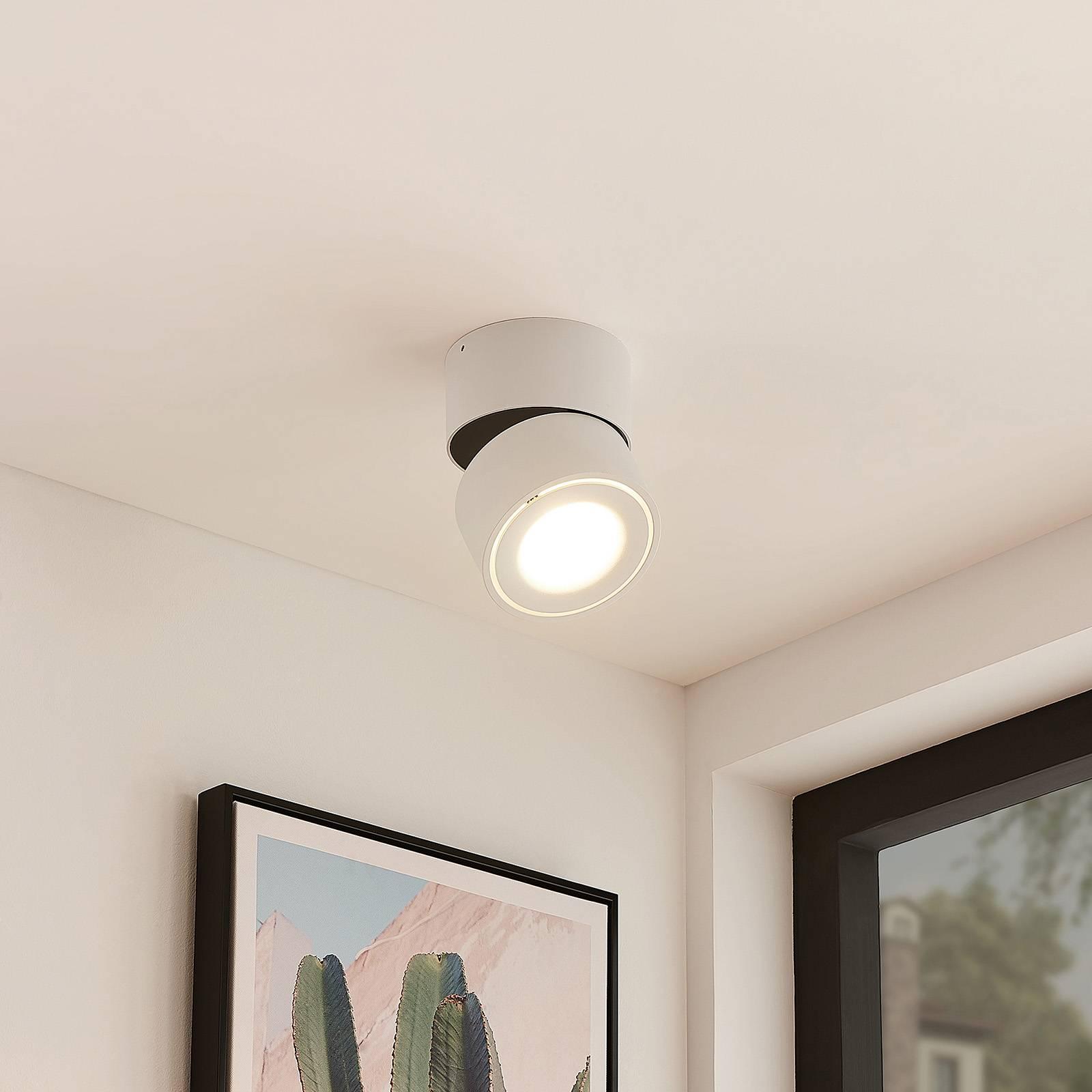 Arcchio Rotari -LED-kattokohdevalo, 1-lamp. 17,6W